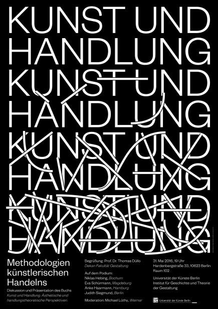 KunstundHandlung-Plakat