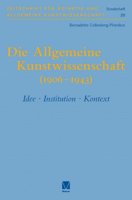 Collenberg-PlotnikovBernadetteDieAllgemeineKunstwissenschaft1906-1943_2021-06-04_17-54-20